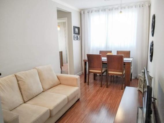 Apartamento 2 Dormitórios Excelente Local E Recente Construção - Ap0091910