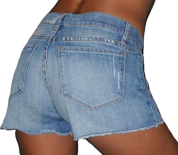 Short Jean Marca Adicta Talle 28 Excelente Calce Impecable!!