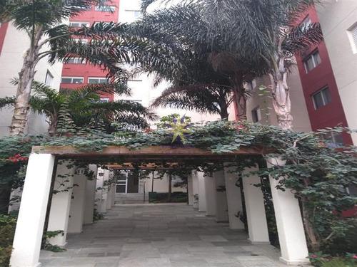 Imagem 1 de 21 de Apartamento Vila Talarico São Paulo/sp - 988