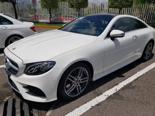 Imagen 1 de 11 de Mercedes Benz Clase E 3.0l Coupe.400 Biturbo Cgi At Mod 2018