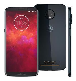 Celular Motorola Moto Z3 Play 64gb Semi Novo - Òtimo Estado!