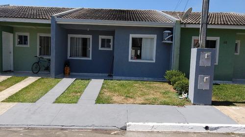 Casa Com 3 Dormitórios À Venda, 70 M² Por R$ 170.000,00 - Uvaranas - Ponta Grossa/pr - Ca0642
