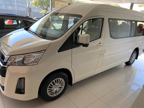 Toyota Hiace 2021 2.8 Tdi Commuter 6at 14a