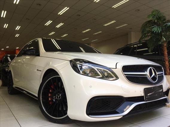Mercedes-benz E 63 Amg 5.5 V8 32v Bi-turbo