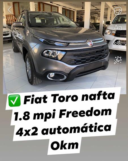 Fiat Toro Nafta 1.8 Automática
