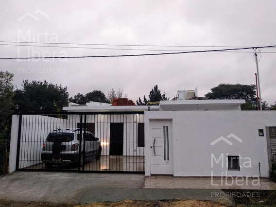 Casa En Alquiler-calle 24 452 Y 453- City Bell