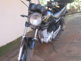 Moto Yamaha Ybr 125 Barato!