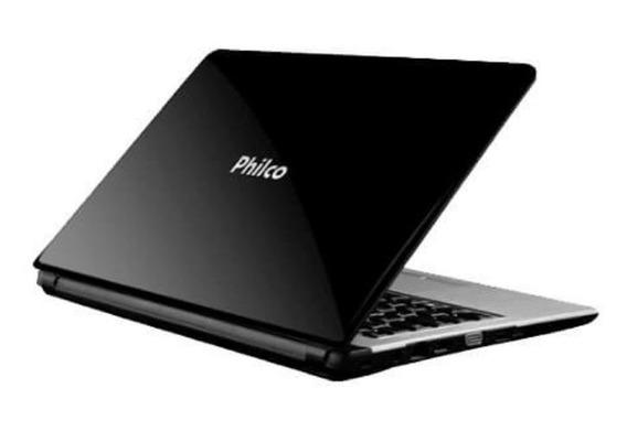 Notebook Philco 14l-p744 Amd Dual Core 4gb 500gb Hd - Preto