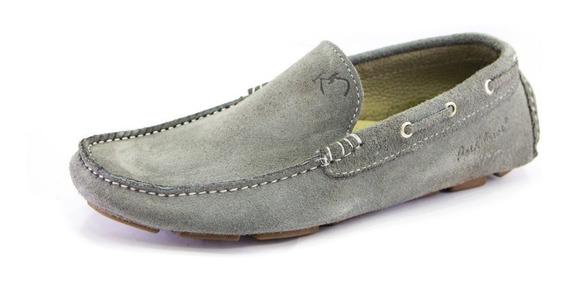 Zapatos Driver Peskdores Gris Drgl0057