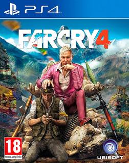 Far Cry 4 / Juego Físico / Ps4