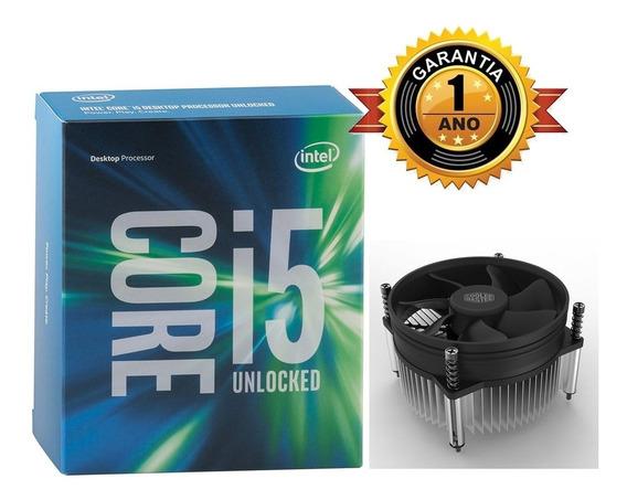 Processador Core I5 2400 3.1 Ghz Lga1155 Gar.1 Ano C/ Cooler