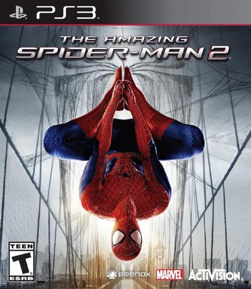 The Amazing Spider-man 2 - Homem Aranha 2 - Playstation 3