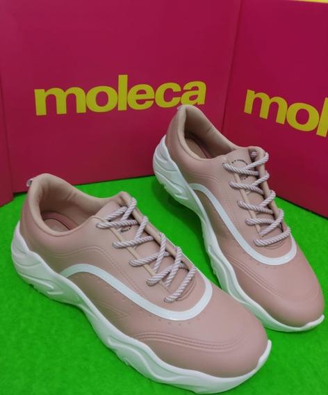 Tênis Sneaker Moleca (saltorela)