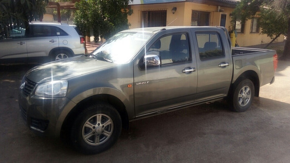 Great Wall Wingle 5 2015 Bencina Impecable