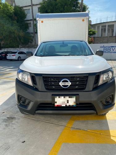 Imagen 1 de 15 de Nissan Np300 2020 2.5 Chasis Cabina Dh Aa Pack Seg Mt