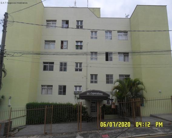Apartamento Para Locação No Edifício Copacabana - Sorocaba/sp - Ap03265 - 2463819