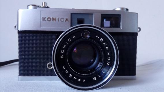 Camara Fotográfica Konica Japan