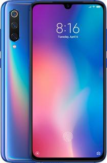 Xiaomi Mi 9 128gb Global Azul + Brindes Fone Bluetooh + Película 3 D