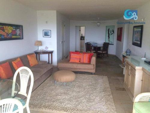 Imagem 1 de 11 de Sorocotuba Apartamento À Venda Praia Do Sorocotuba  - Guaruja - Ap4670