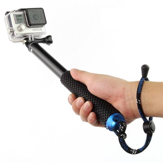 Bastão Pau De Selfie Monopod Monopé Gopro Camera De Ação 52c