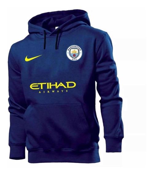 Moletom Manchester City- 2019