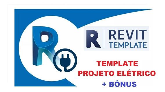 Template Projeto Elétrico - Revit - Barato
