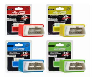Chip De Ahorro Gasolina Eco Obd2 Reprogramadoruniversal
