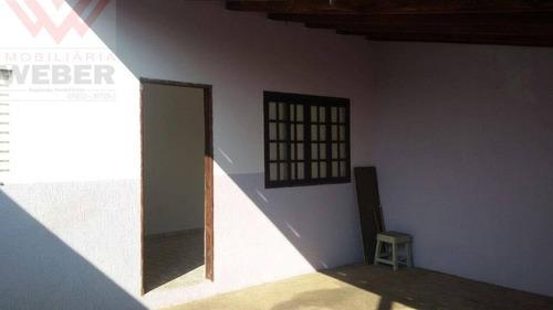 Casa C/02 Dormitórios No Wanel Ville V - R$ 230.000,00 - 1690