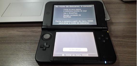 Nintendo 3ds Xl 16gb + Jogos Desbloqueado