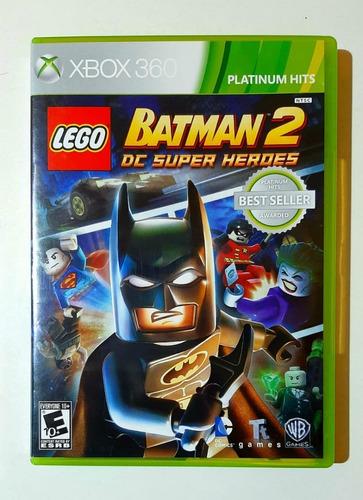 Lego Batman 2 Xbox 360 Lenny Star Games