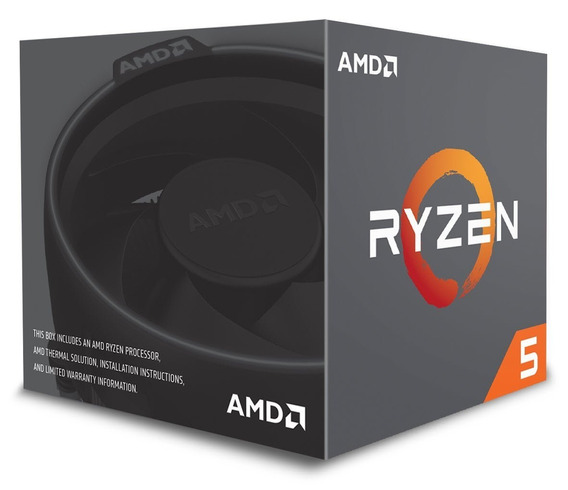 Procesador Ryzen 5 2600 Am4 6-core 3.9 Ghz Turbo 169t