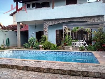 Casa Para Venda, 4 Dormitórios, Piratininga - Niterói - 227