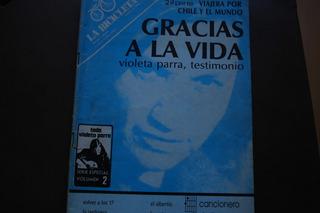 Revista La Bicicleta Especial Violeta Parra Vol.2