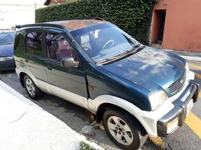 Daihatsu Terios 4x4 1.3 Sx 5p