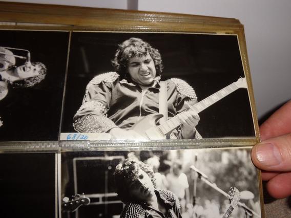 500 Fotos Originales Del Backstage Película B A Rock 1982