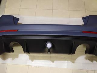 Facia Trasera Ford Focus Rs 2015-2018