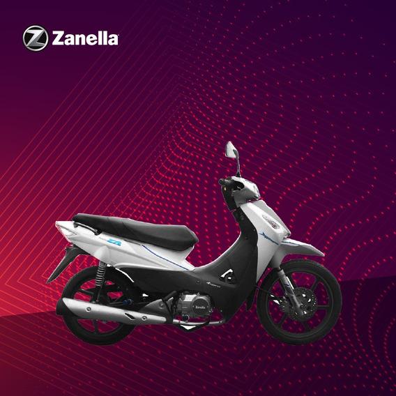 Moto Pollerita Zanella Zb110 Full Promo Junio