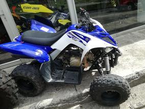 Yamaha Raptor Yfm90r