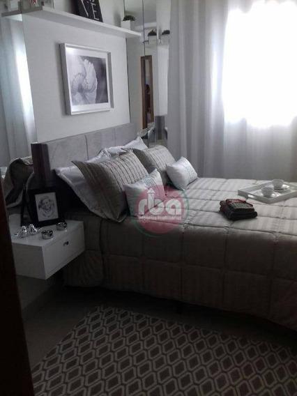 Apartamento Com 3 Dormitórios À Venda, 71 M² Por R$ 320.000 - Jardim Europa - Sorocaba/sp - Ap0799