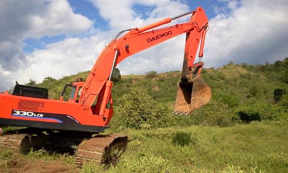 Alquiler De Excavadoras 330 Y Volquetas Daewoo - Doosan
