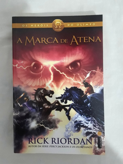 A Marca De Atena - Rick Riordan