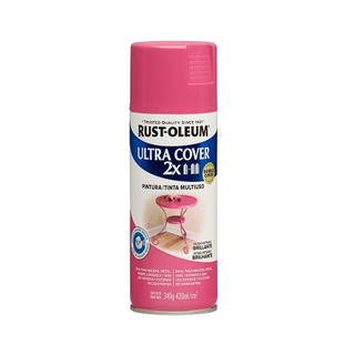Pintura Aerosol Rust Oleum Ultra Cover 2x 340ml