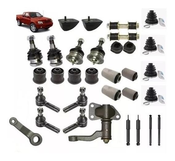 Kit Suspensão Nissan Frontier 2.8 2003/2007 - 32 Peças