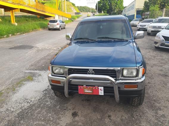 Toyota Hilux 2.8 Diesel Sr5 Cab. Dupla 4x4 4 Portas Ano1999