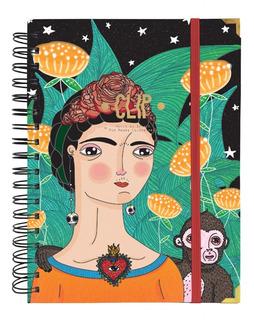 Frida Kahlo / Agenda Ecológica Anillada / Actualizada