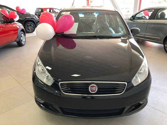 Fiat Grand Siena 1.4 Attractive Flex 4p Completo 0km2019