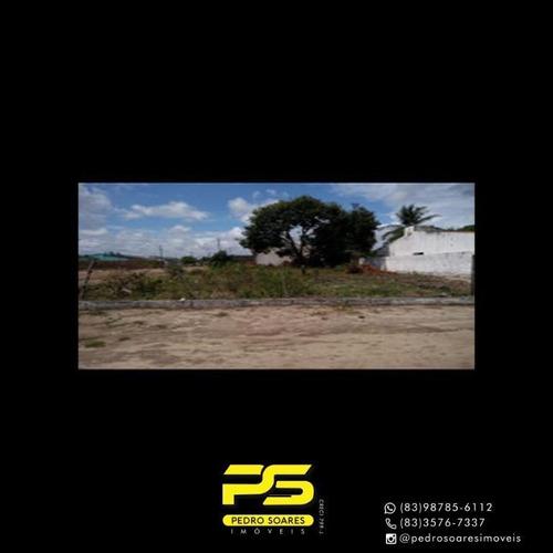 Imagem 1 de 3 de (oportunidade)  Terreno À Venda, 350 M² Por R$ 42.000 - Heitel Santiago - Santa Rita/pb - Te0278