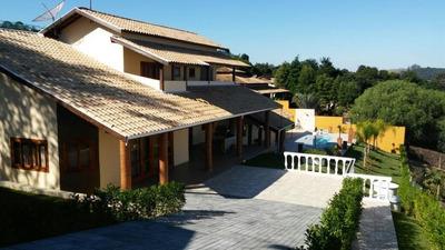 Chácara Com 4 Dormitórios À Venda, 1000 M² Por R$ 780.000 - Condomínio Horizonte Azul I - Itupeva/sp - Ch0072