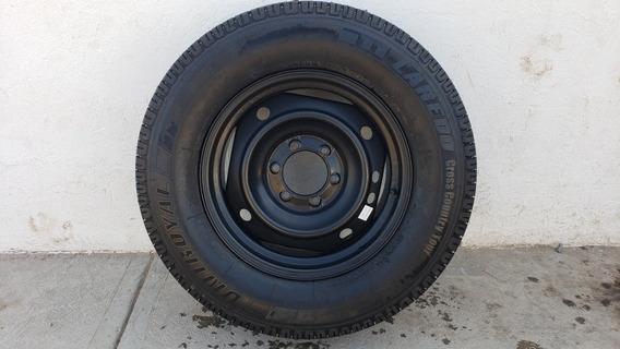 Rin Y Llanta Refaccion Ford Ranger R17 Laredo Uniroyal