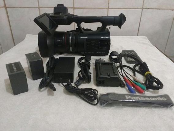 Filmadora Panasonic Ag-ac 90 P